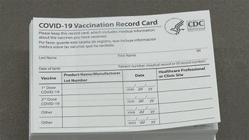 Buy COVID-19 vaccination cards for sale online