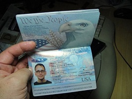 Counterfeit passports for sale in Mexico