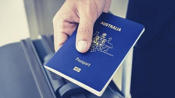Counterfeit passports for sale with BTC